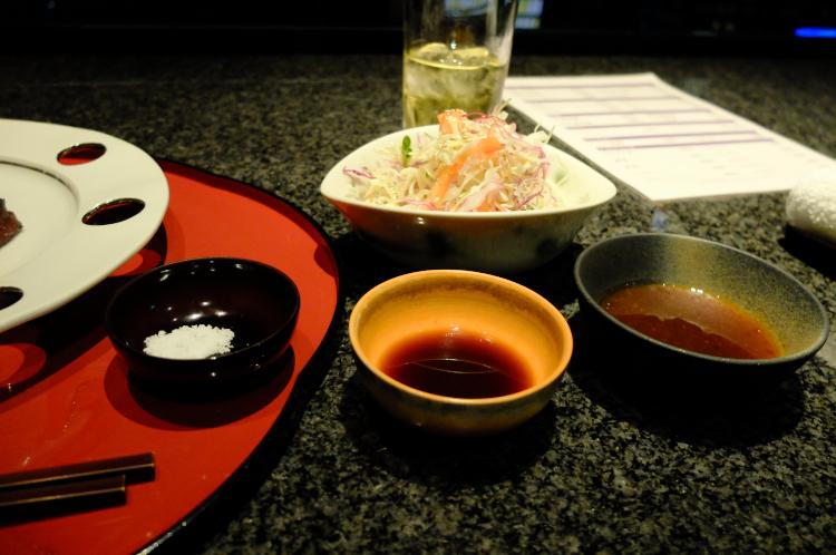 肉用の味付けグッズ&菜彩♪