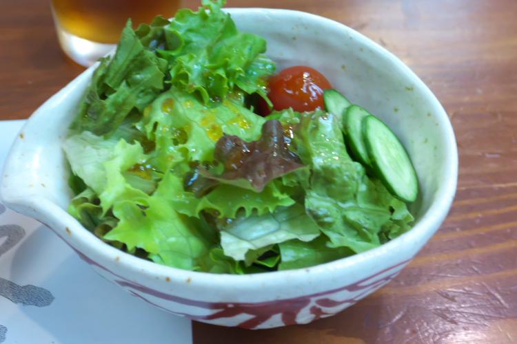 生野菜サラダ♪
